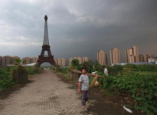 В Китае множатся города-призраки