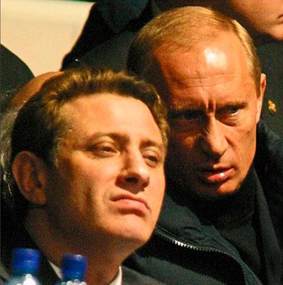 2/3 столичного рынка недвижимости поделили «друзья Путина»