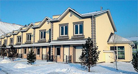 Пригородное жилье - очевидные достоинства