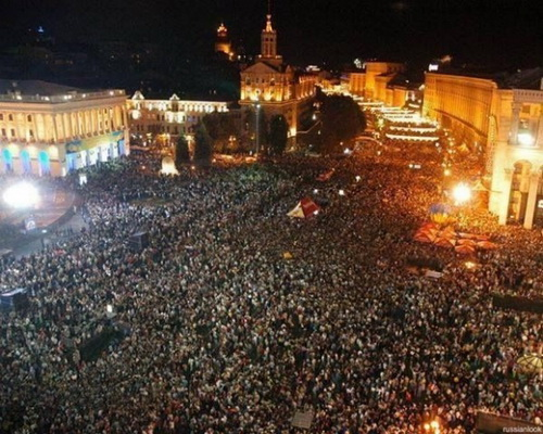 Майдан может демократизировать цены на украинскую недвижимость