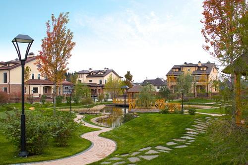 На рынке загородной недвижимости РФ – бурный всплеск активности