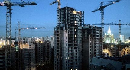 В Москве построят более 3 млн кв. м жилья в 2014 году