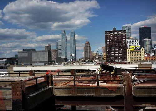 Хранить деньги в недвижимости Нью-Йорка становится выгоднее, чем в швейцарском банке