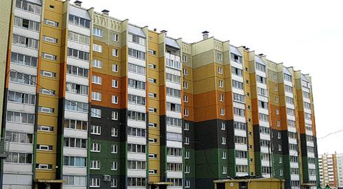 В столице больше не будут строить панельные дома