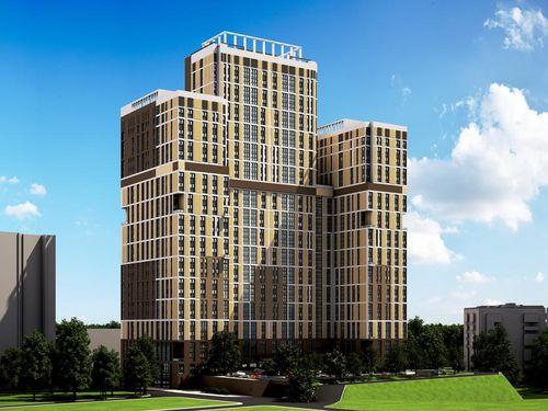 Квартиры в ЖК «Кристалл» в Москве