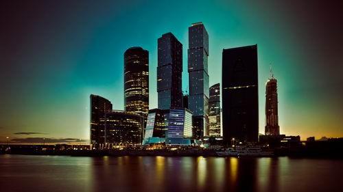 Москва - Сити