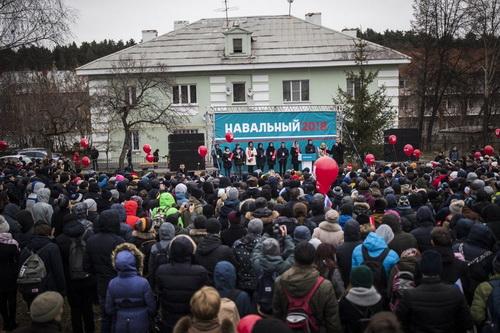В Ижевске жители дома сдали территорию Навальному за 8 т. р. на сутки