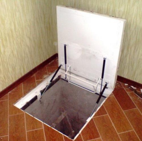 В Москве найдена квартира со входом в метро