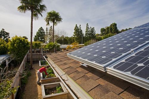 В Калифорнии запретили застройку без солнечных панелей