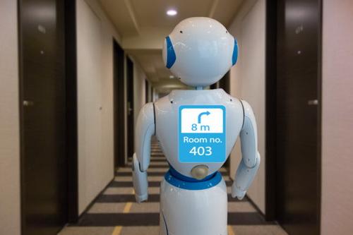 Для роботов откроется отель в космосе