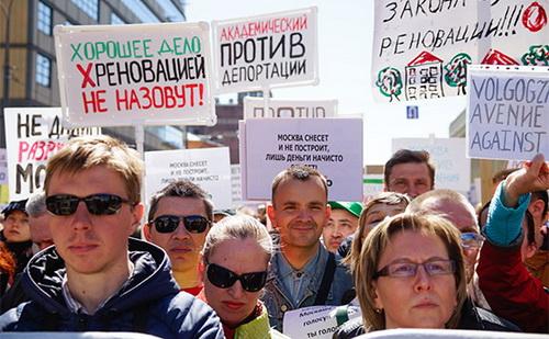 У региональных властей появилось право принудительного отъема жилья россиян