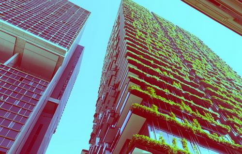 В Милане возведут растительный небоскреб